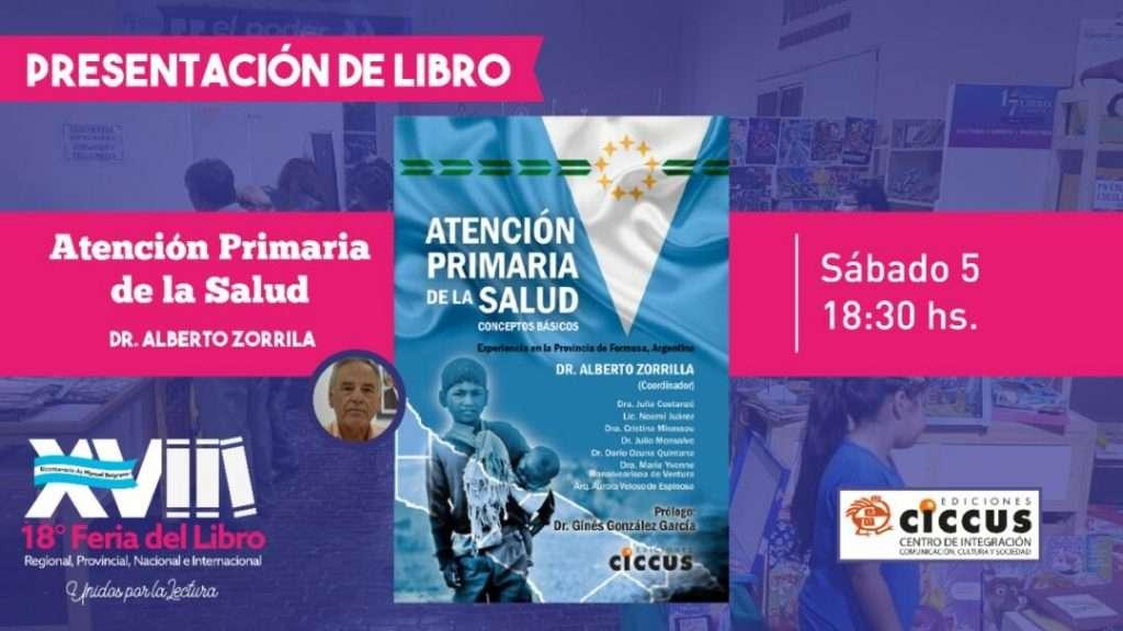 Atención primaria de la salud – Dr. Alberto Marcelo Zorrilla