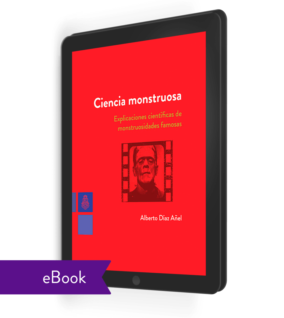 Ciencia Monstruosa - Alberto Díaz Añel