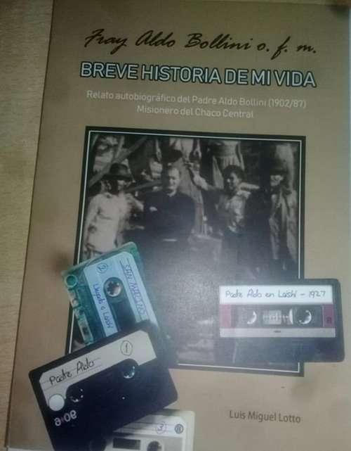 BREVE HISTORIA DE MI VIDA Fray Aldo Bollini o.f.m. - Luis Miguel Lotto