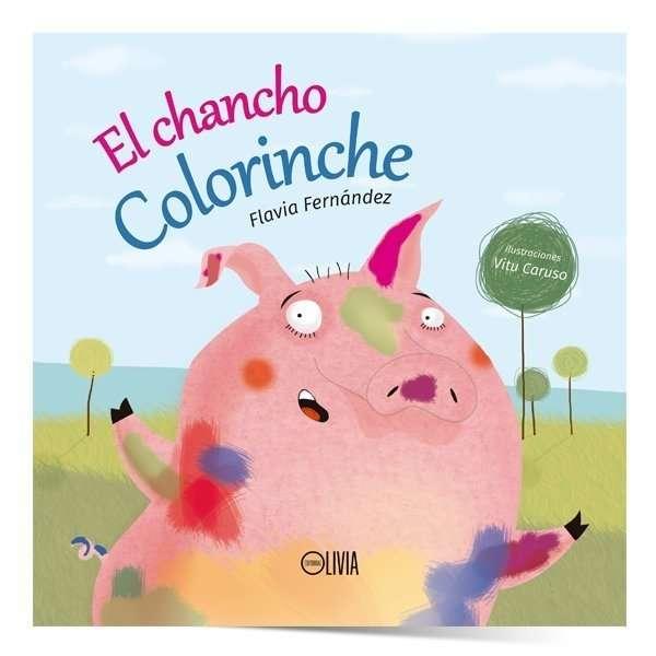 """""""El chancho colorinche"""" - Flavia Fernández"""
