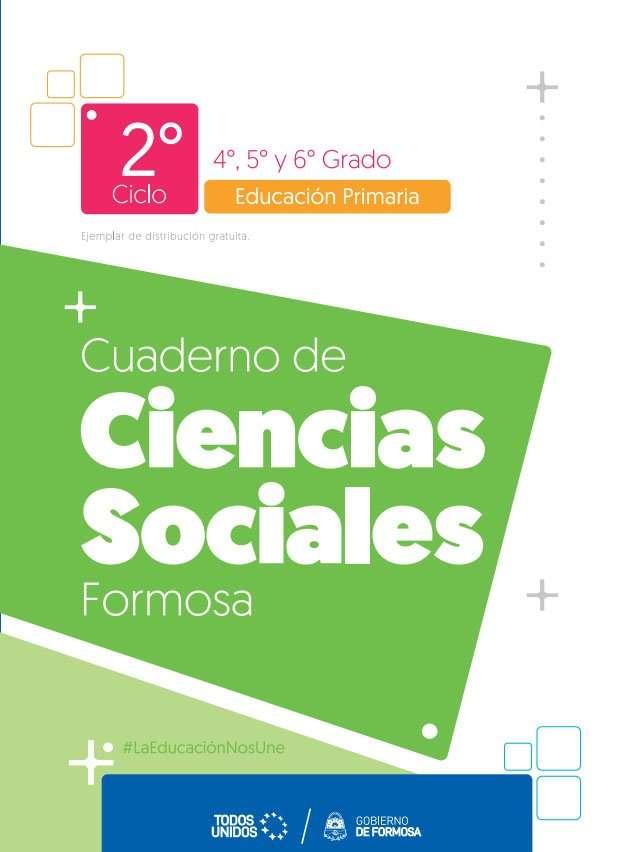 Cuaderno de Ciencias Sociales