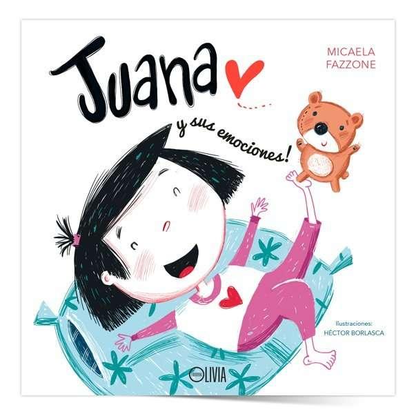 """""""Juana y sus emociones!"""" - Micaela Fazzone"""