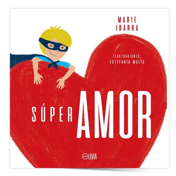 """SUPER AMOR - Marie Ibarra"