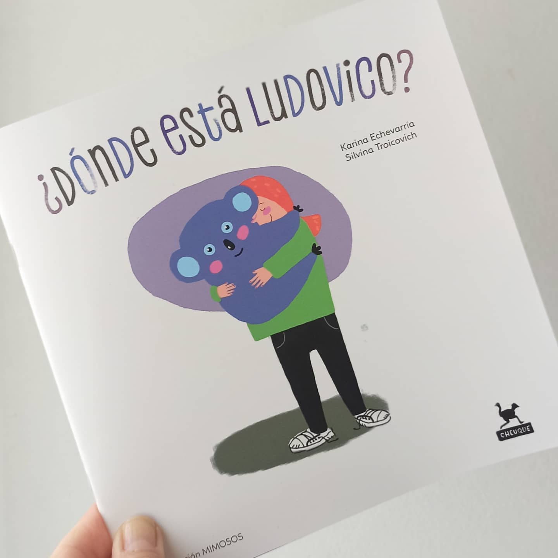 ¿DÓNDE ESTÁ LUDOVICO? - Karina Echevarría