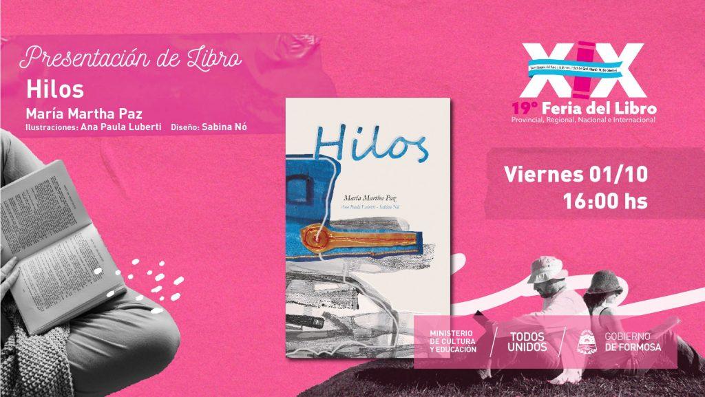 Hilos y narración pedagógica del taller de expresión plástica y literaria desarrollado en escuelas