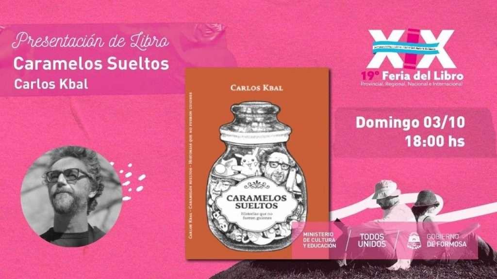 Caramelos Sueltos – Carlos Kbal