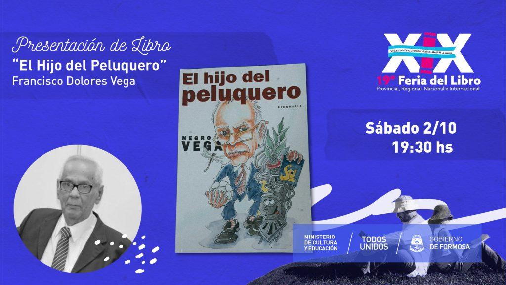 """""""El Hijo del Peluquero"""" – Francisco Dolores Vega"""