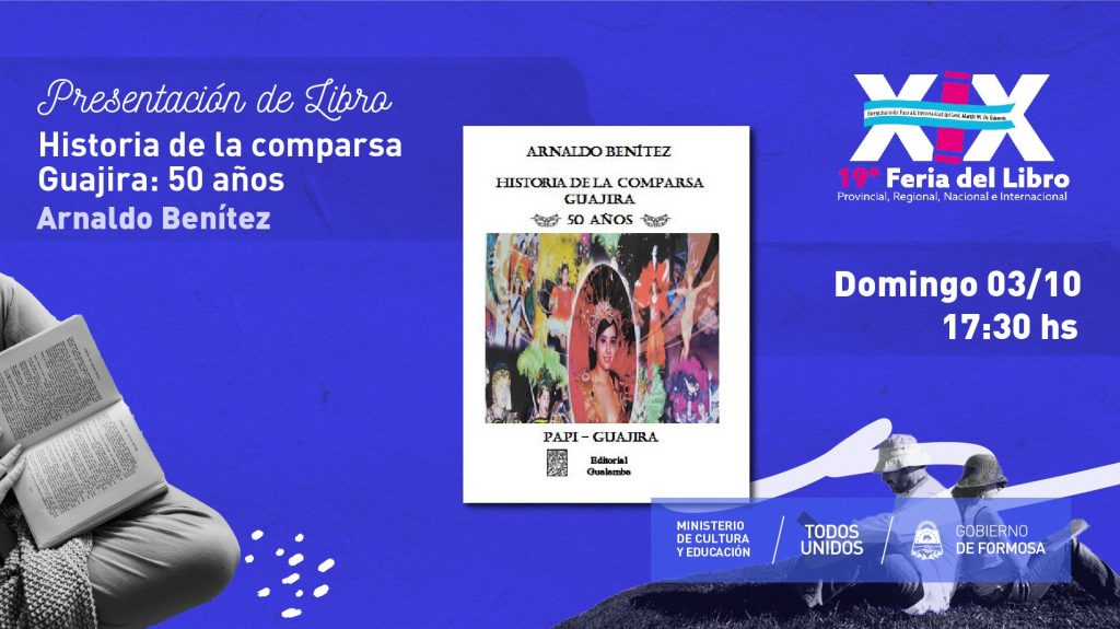 Historia de la comparsa Guajira  50 años .Editorial Gualamba – Arnaldo Benítez