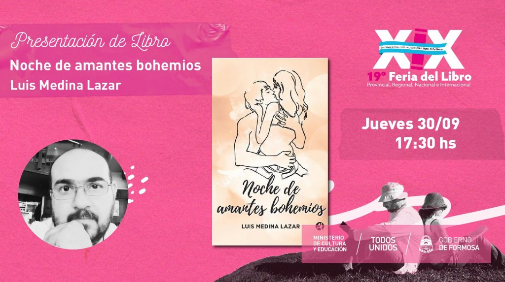 """"""" Noche de Amantes Bohemios"""" – Luís Medina Lazar"""