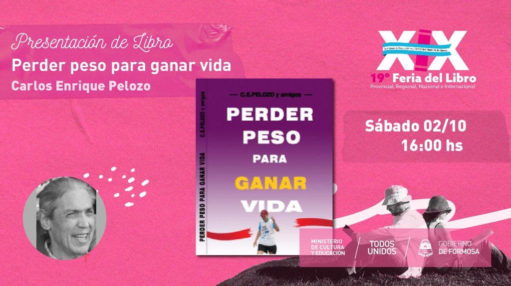 """""""Perder para ganar vida"""" Carlos Enrique Pelozo"""