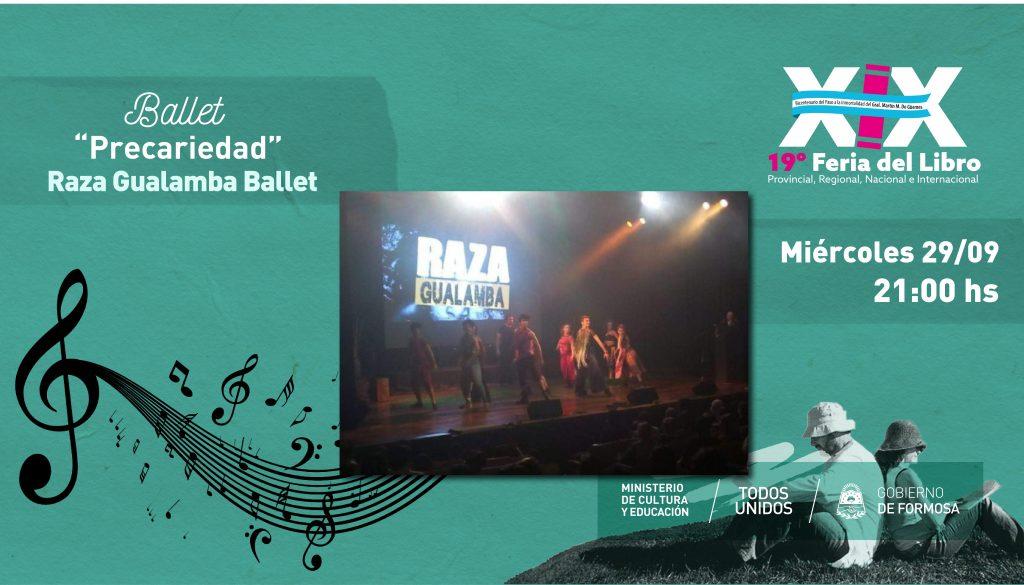 """""""Precariedad"""" – Raza Gualamba Ballet"""