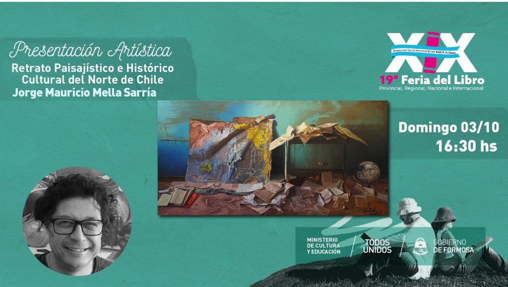 Retrato Paisajístico e Histórico Cultural del Norte de Chile – Jorge Mauricio Mella Sarría