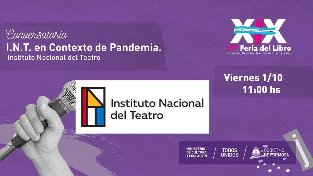 Conversatorio: I.N.T. en Contexto de Pandemia. – Instituto Nacional del Teatro