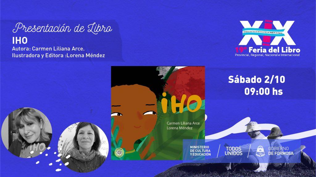 IHO – Carmen Liliana Arce