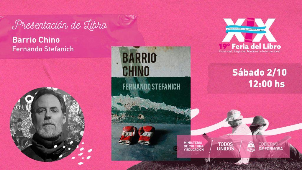 "Barrio Chino – ""Fernando Stefanich """