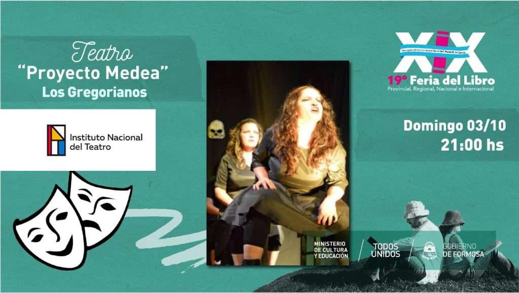 """""""Proyecto Medea"""" Los Gregorianos (Presencial)"""